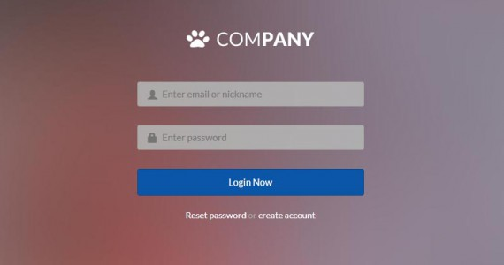 bootstrap login page template koni polycode co